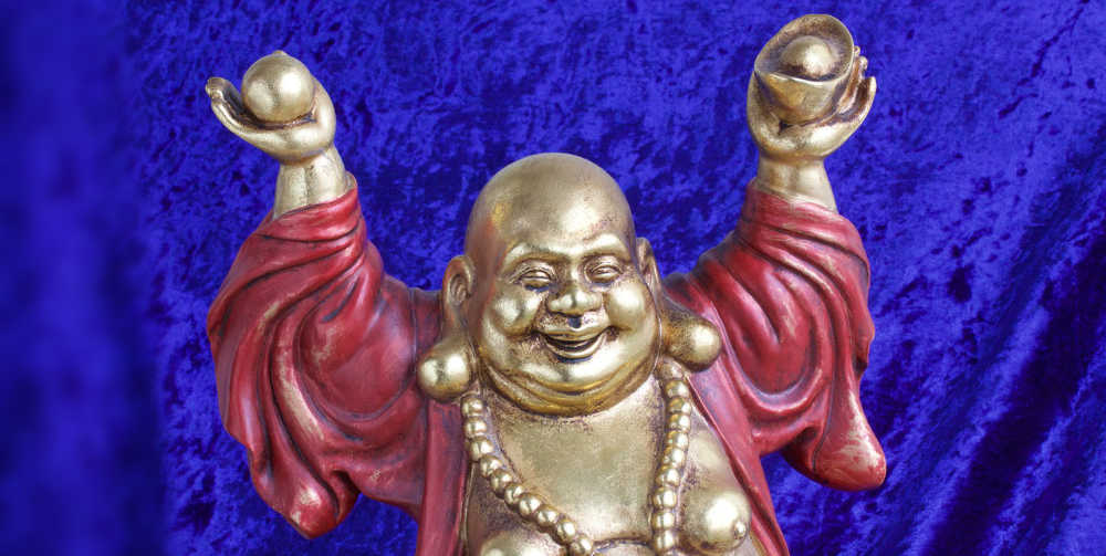 Laughing Buddha Meaning and Feng Shui Tips - Feng Shui ...