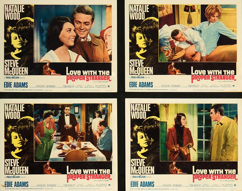 Original Posters Love Proper Stranger