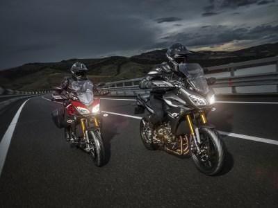 Ficha técnica da Yamaha MT-09 Tracer 2016 a 2020