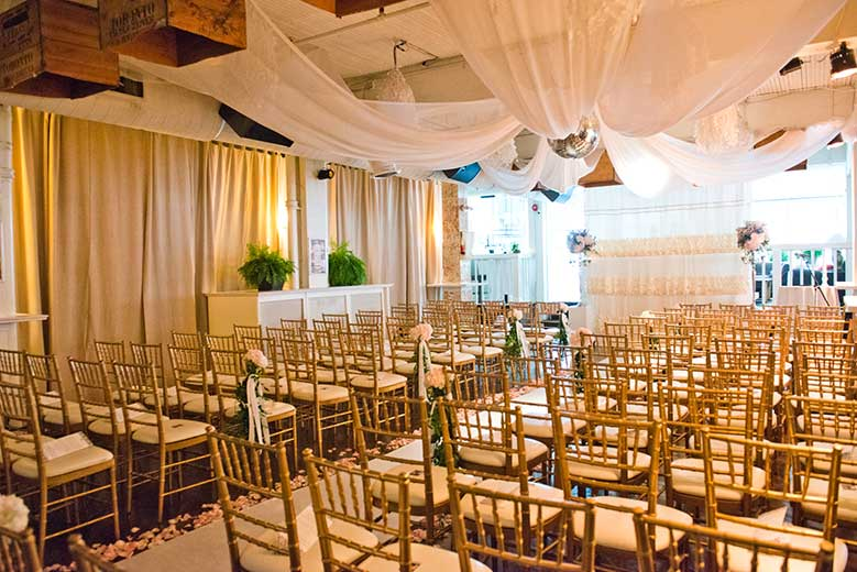 Authentic Loft Wedding Amp Event Space Toronto The Fifth Events