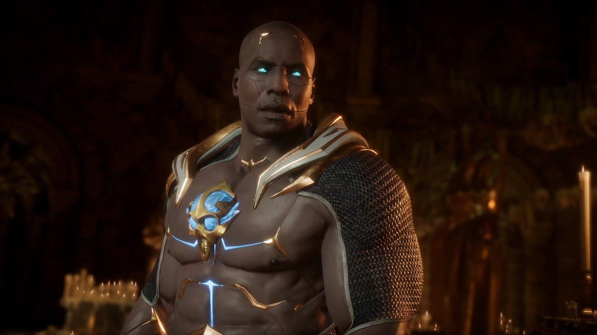 Mortal Kombat 2 Characters