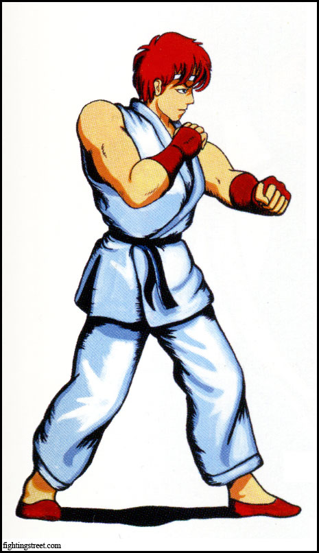 Ryu (Street Fighter) - Wikipedia