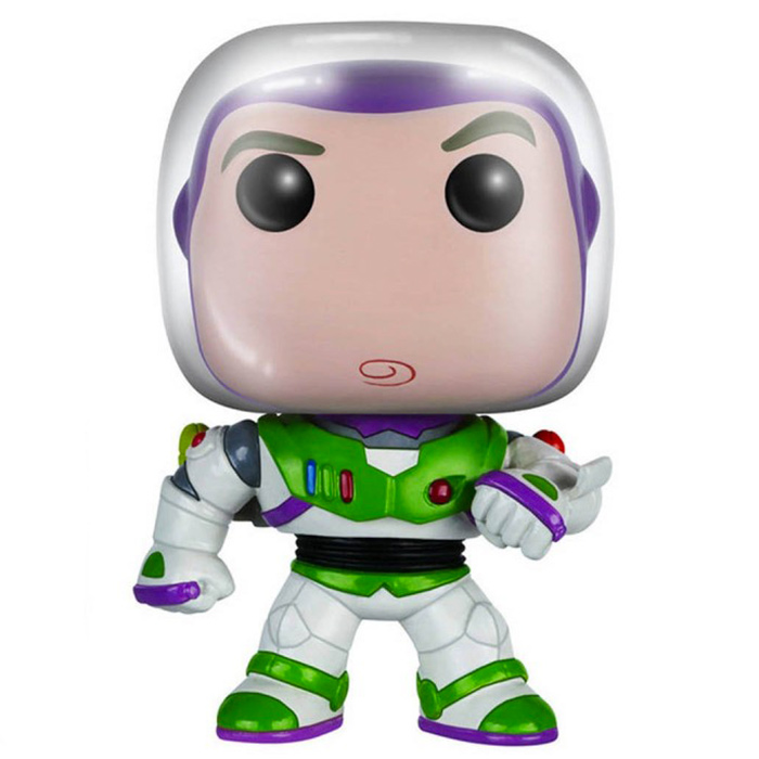 Lost Time Buzz Lightyear Star