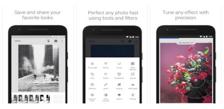 Top 10 Practical Android App UI Design Examples for Inspiration In addition to the basic editing features provided by Instagram  I also  appreciate this type of editing  making photo editing easier than ever