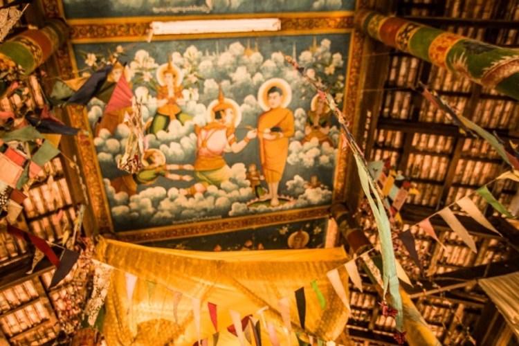 龙博寺 (Phnom Bok)