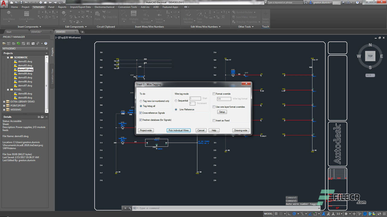Scr4_Autodesk AutoCAD Electrical_free download