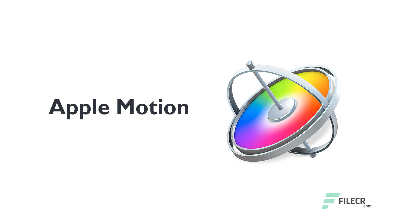 Apple Motion 5.3.2 Free Download