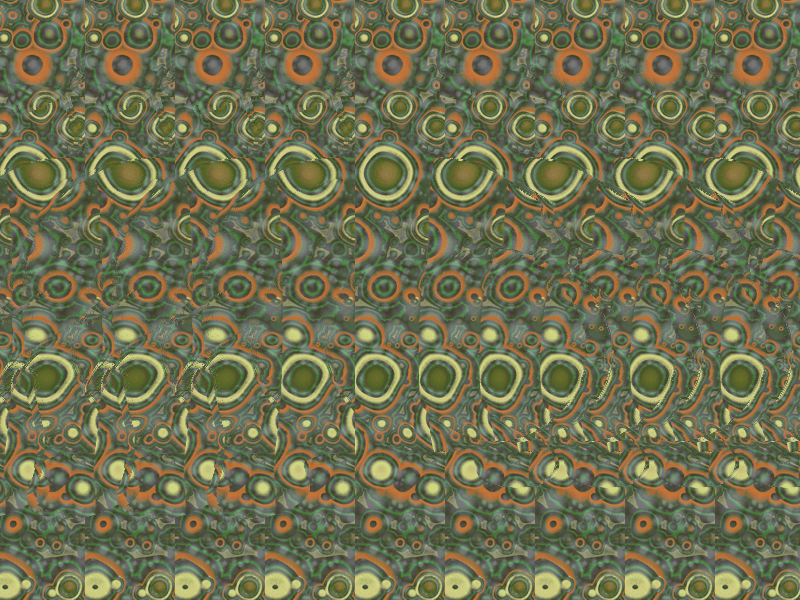 Magic Eye Easy Answers