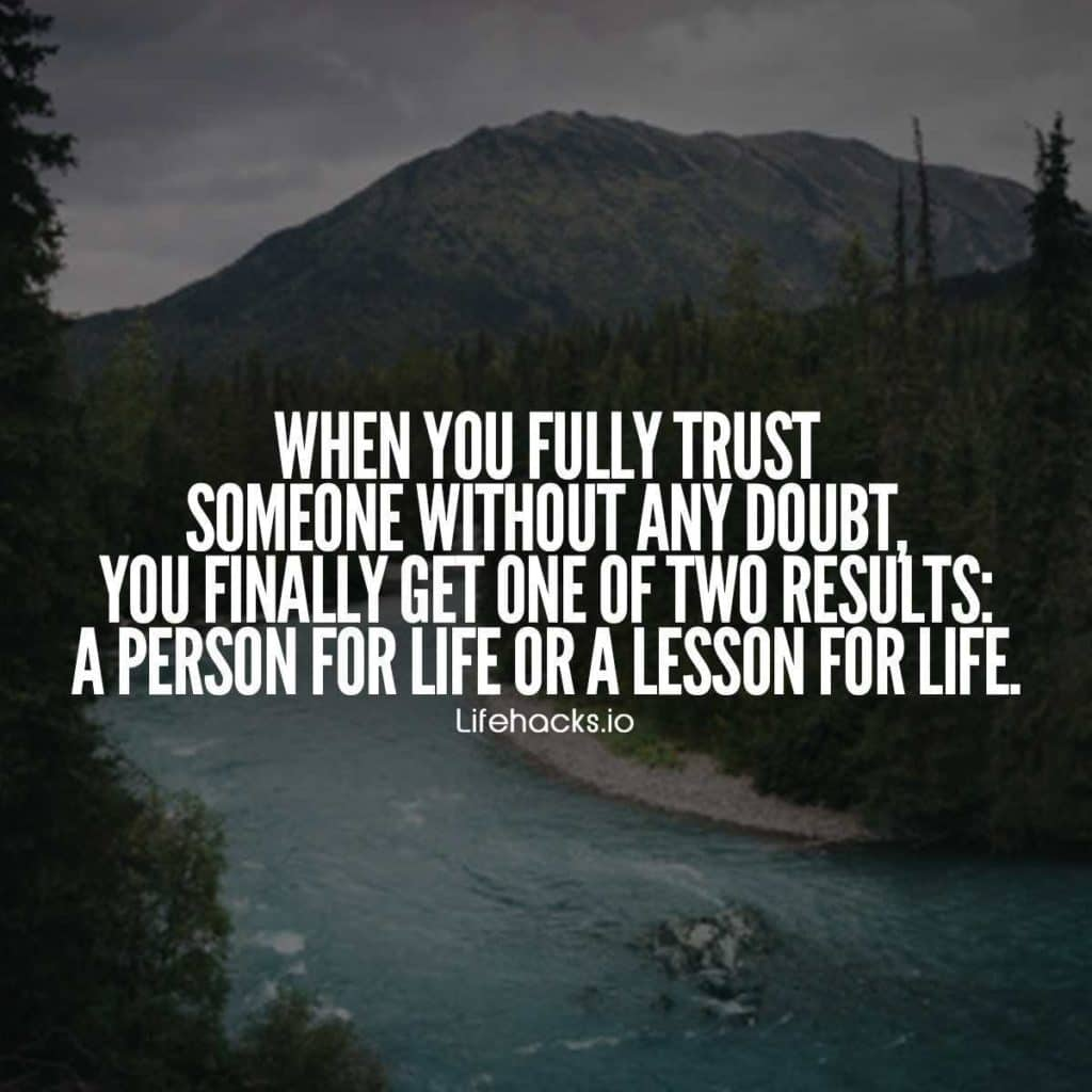 50 Trust Quotes That Prove Trust is Everything trust quotes