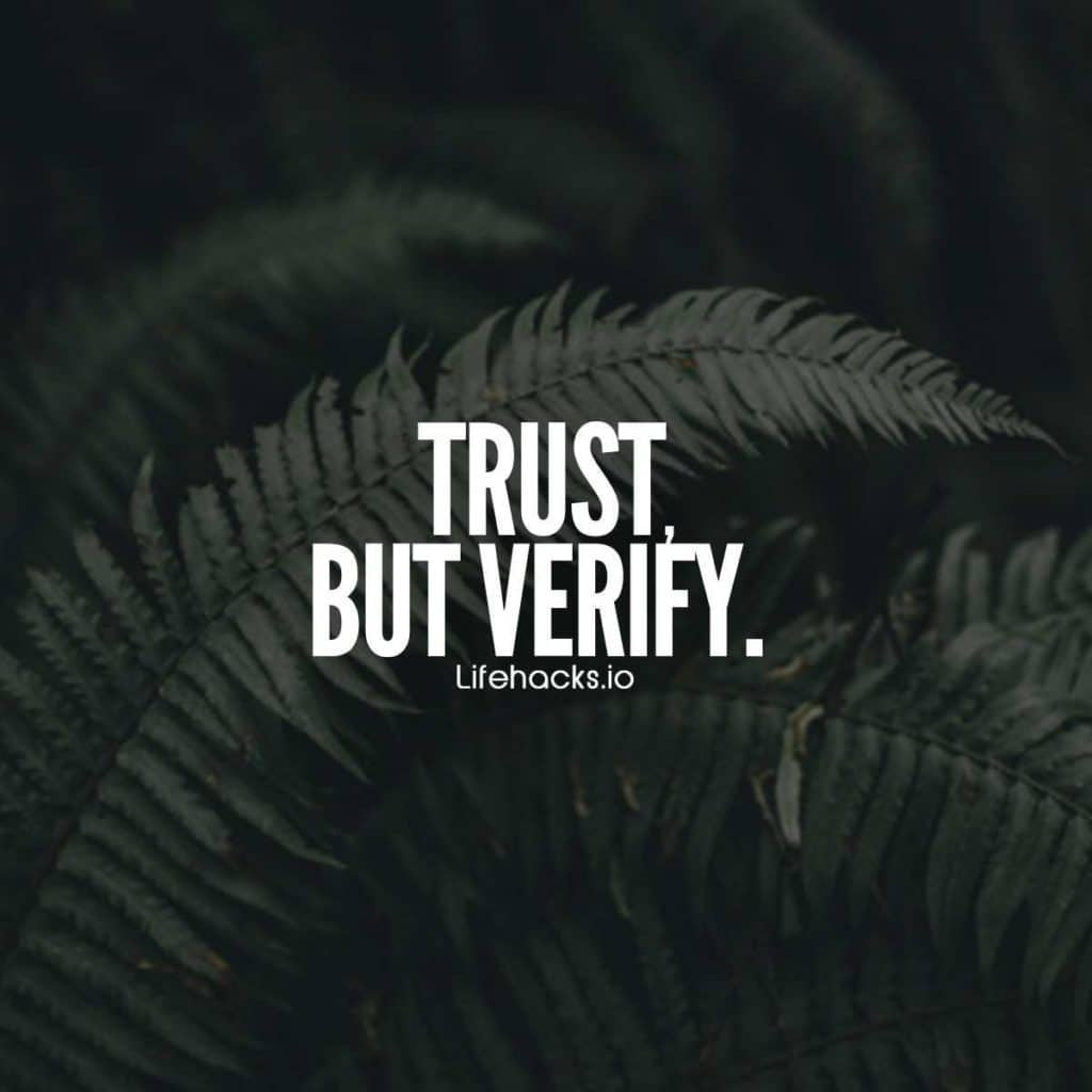 Trust Quotes   QUOTES OF THE DAY Trust Quotes 50 Trust Quotes That Will Change The Way You Look At That  Unfaithful