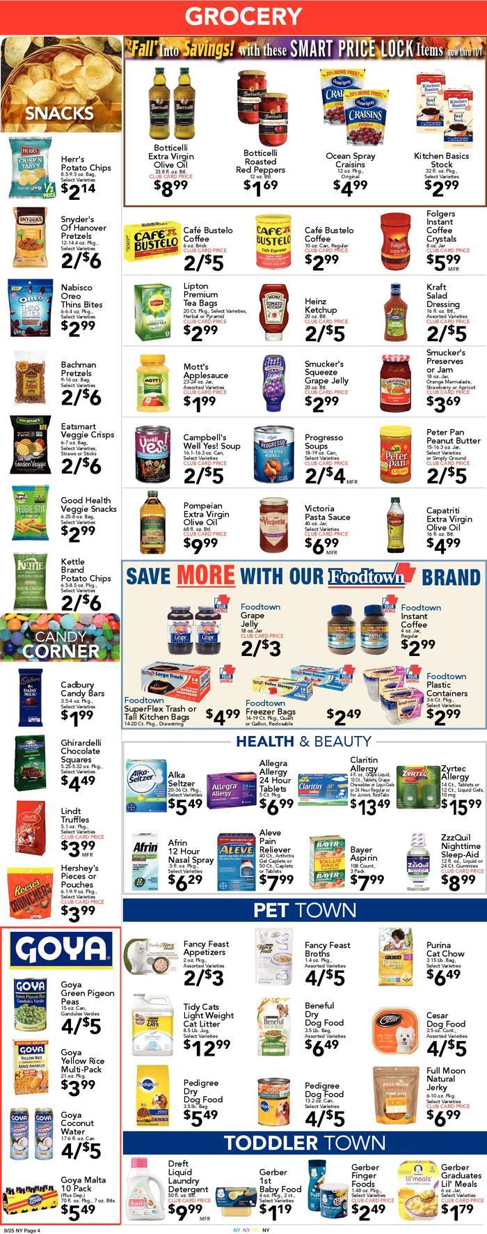 Fresh Market Indianapolis Specials