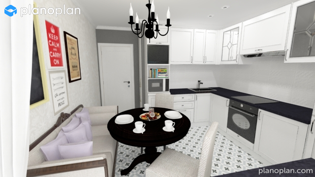 Virtual Kitchen Colour Planner