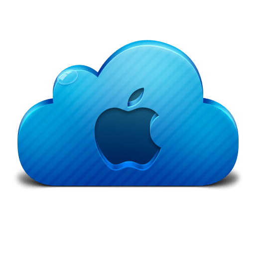 Cloud Apple Icon   iCloud Icon Pack   SoftIcons com Cloud Apple Icon 512x512 png