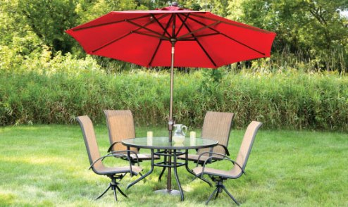 Seasonal and Outdoor Furniture   Steinhafels UMBRELLAS