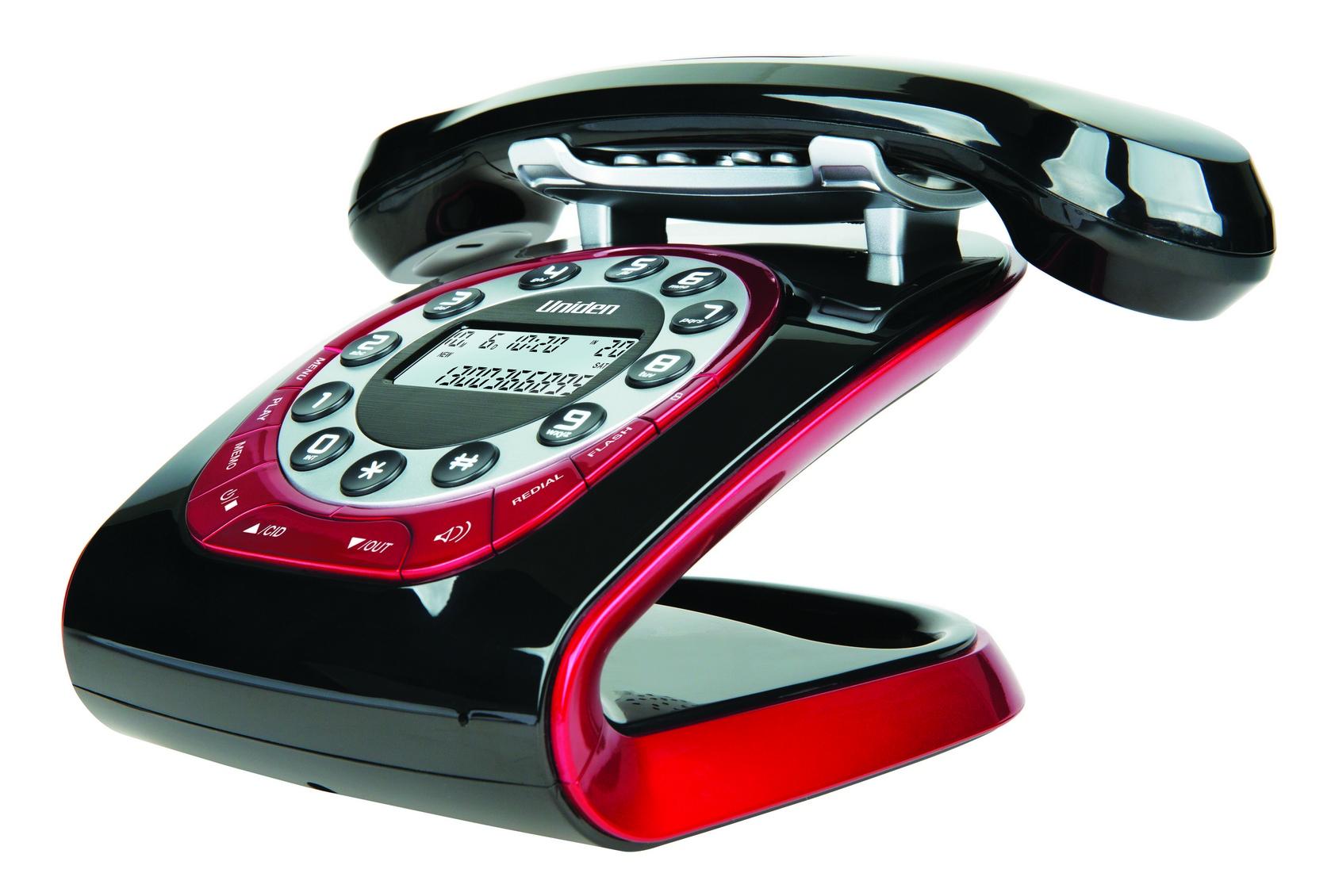 Uniden Cordless Phone Answering Machine