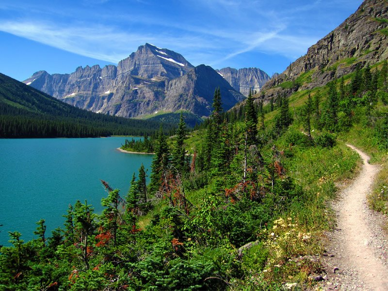 20 Best Places to Visit in Montana  with Photos    TripsToDiscover Glacier National Park  Montana
