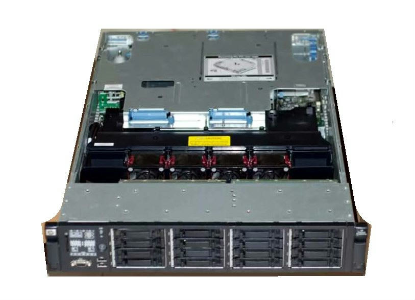 Hp Proliant Dl380 G6 2u Rackmount 64 Bit Server With