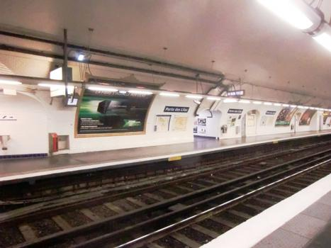 Image Gallery   Porte des Lilas Metro Station  Paris  19 th   Paris     Porte des Lilas Metro Station