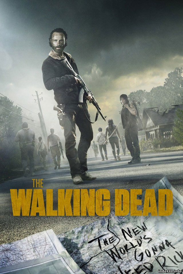 """The Walking Dead (2010) S07E15 """"Something They Need"""""""