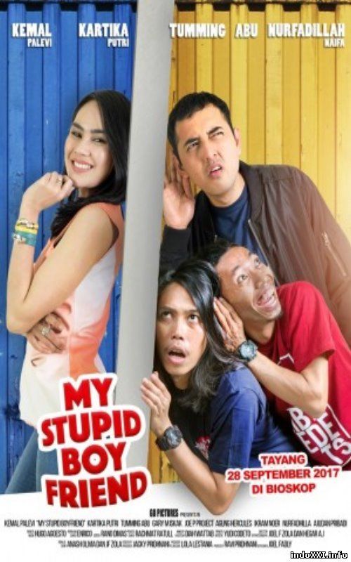 My Stupid Boyfriend (2017)