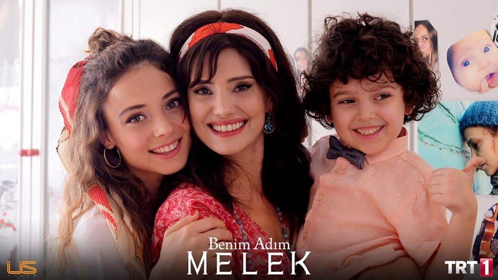 Benim Adim Melek   Numele meu este Melek