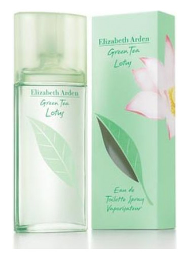 Green Tea Lotus Elizabeth Arden perfume - a fragrance for ...