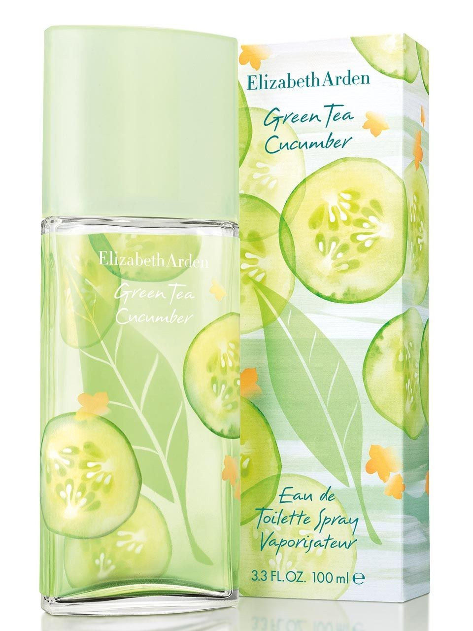 Green Tea Cucumber Elizabeth Arden perfume - a new ...