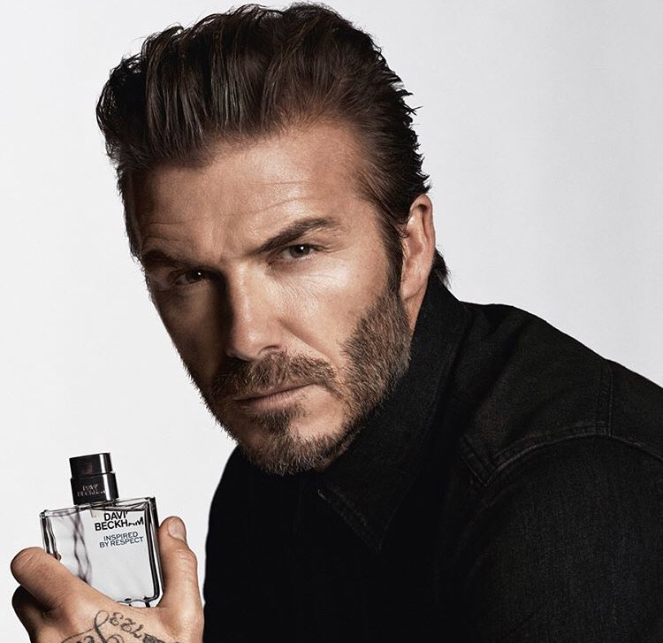 Inspired by Respect David Beckham cologne - a new ...