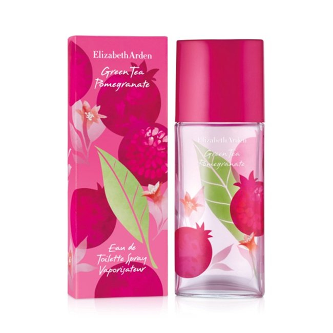 Green Tea Pomegranate Elizabeth Arden perfume - a new ...