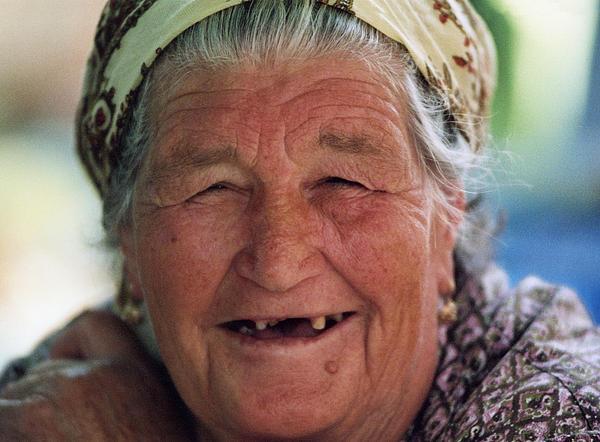 Toothless Old Lady Wat Meme