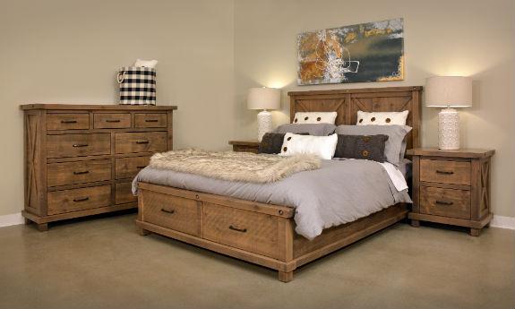 Set Storage Queen Bedroom