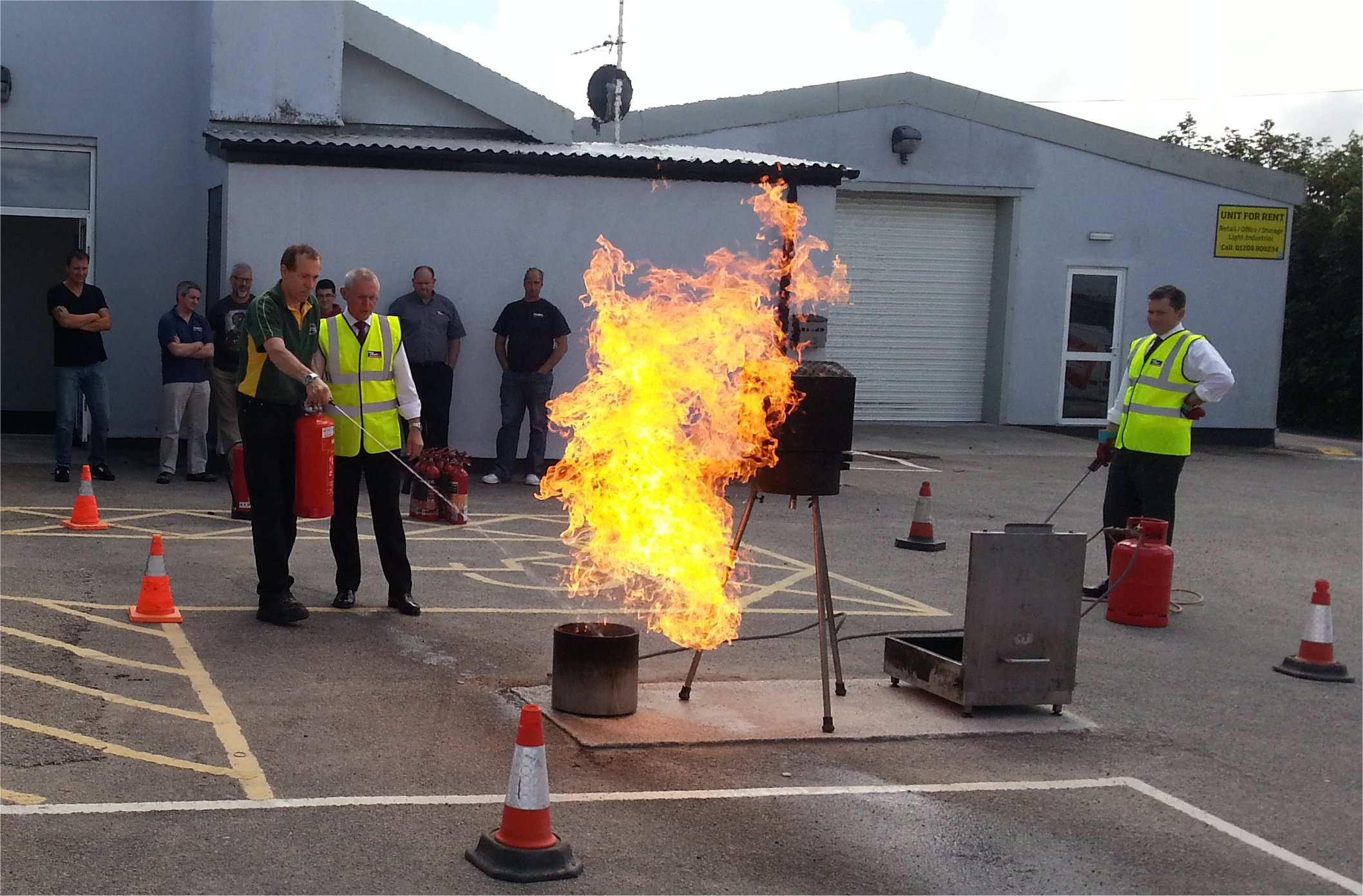 Fire risk assessment essex – F.I.T- Health and Safety ...