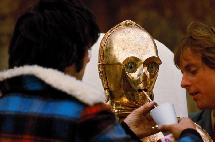 Star Wars, Pamamaril ng pelikula, mga espesyal na epekto