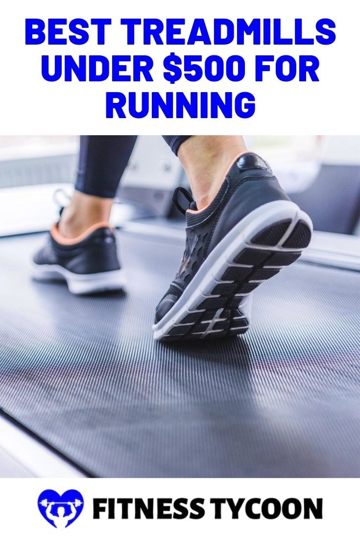 Best Treadmills For Running Under 500 Reviews Pinterest Image
