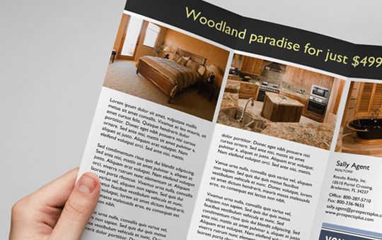 HD Decor Images » Top 29 Real Estate Brochure Templates to Impress Your Clients real estate brochure
