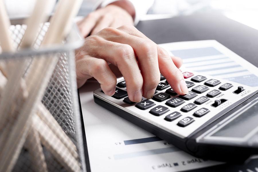 End Year Tax Return Calculator