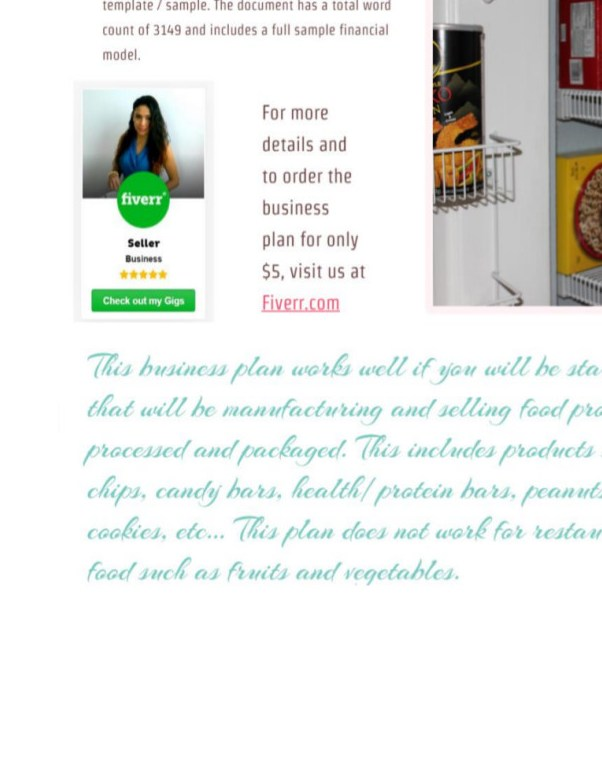 HD Decor Images » Deliver a food product business plan by Jssnetbay