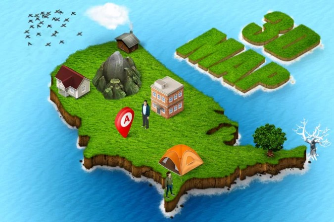 Make your google map or 2d image to 3d map by Softstudio make your google map or 2d image to 3d map
