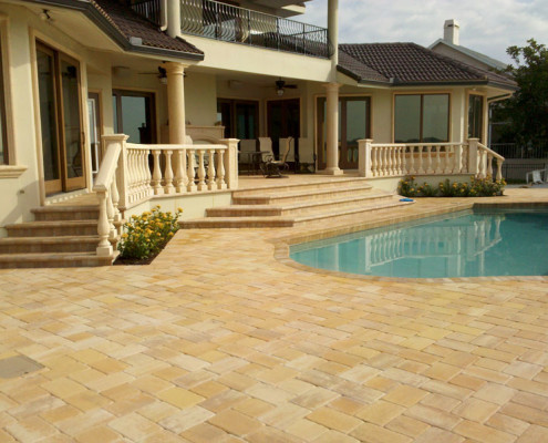 Brick Paver Driveways Pool Decks Patios Paver Cleaning