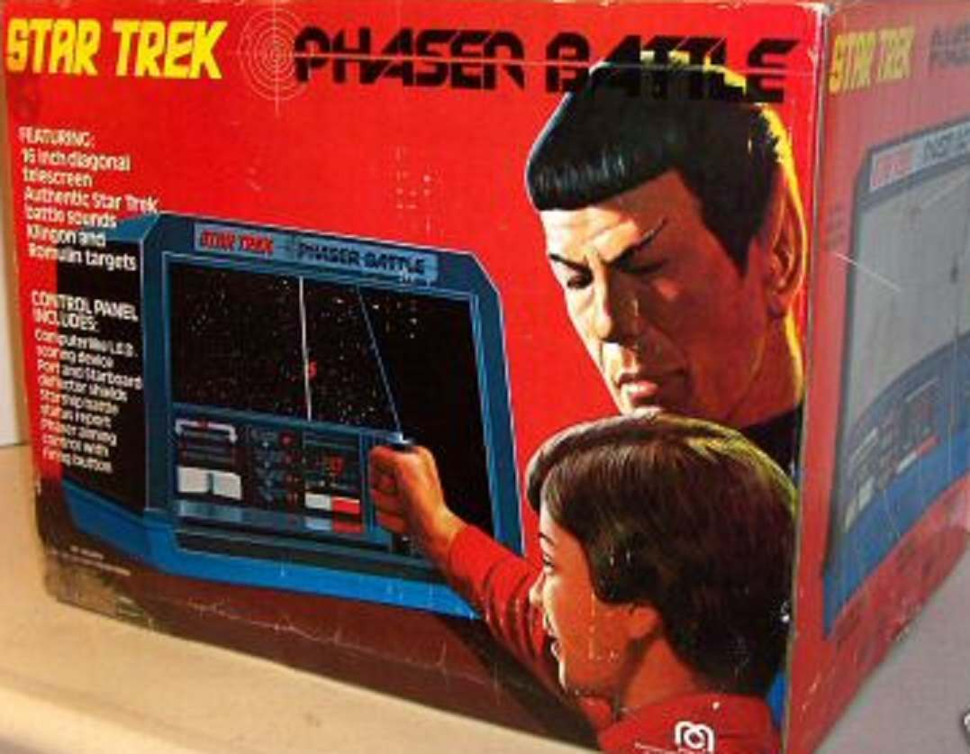 Electronic Trek Shift