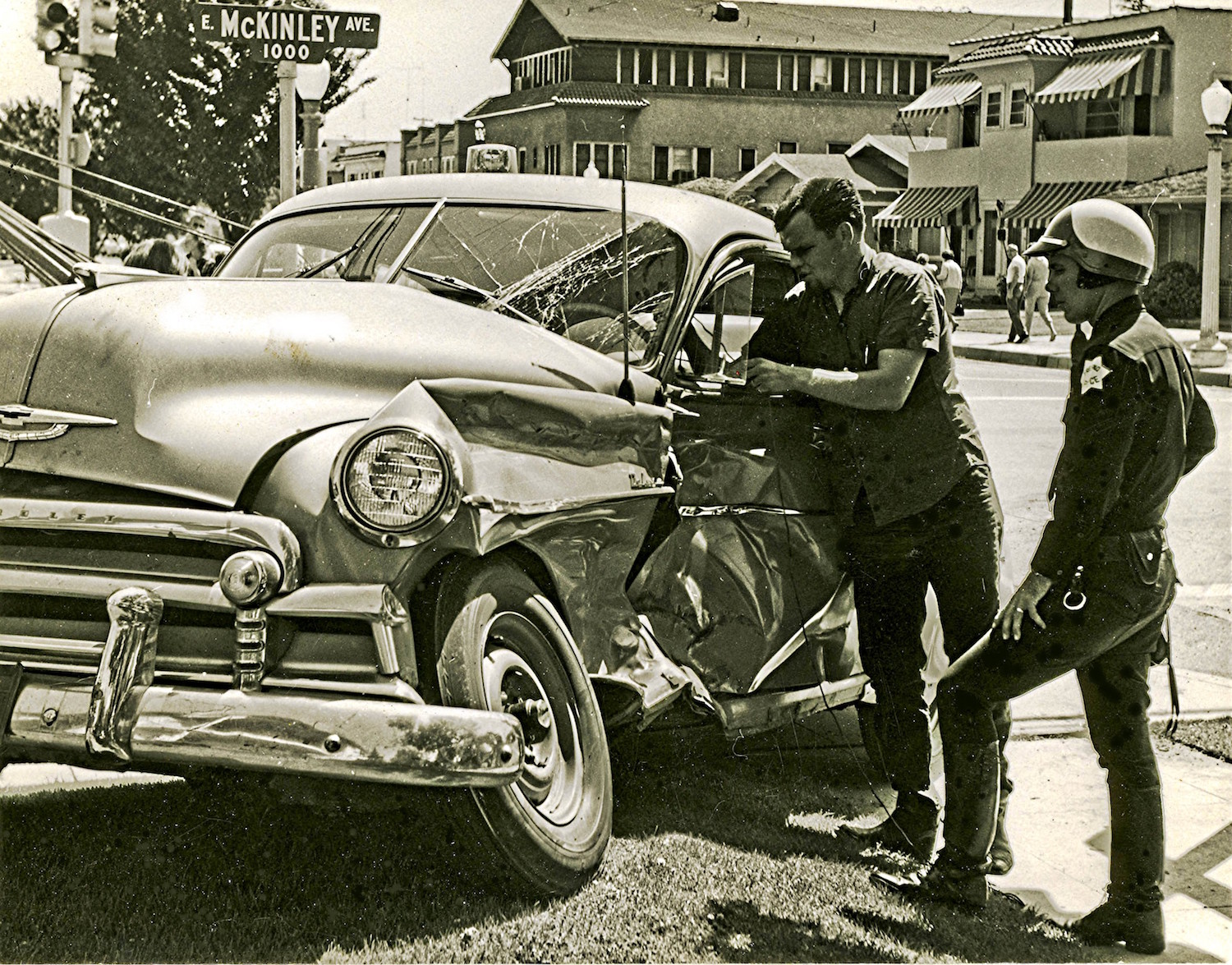 1948 Plymouth Police Cars
