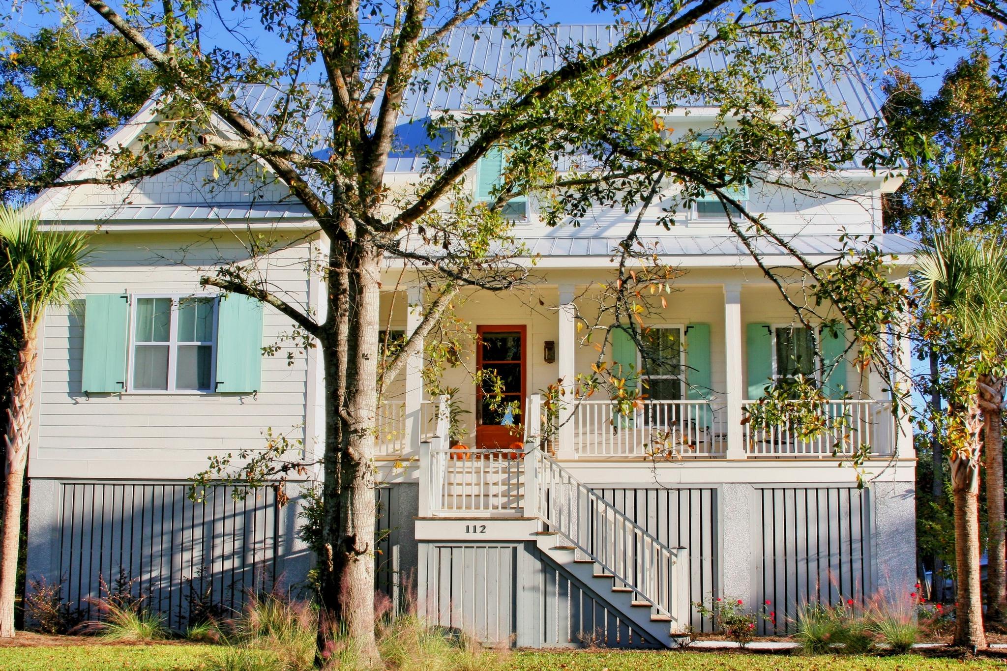 Awendaw Creek Flatfish Island Designs Coastal Home Plans