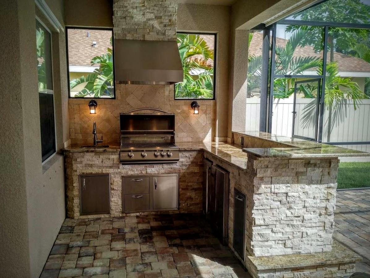 Hoods Creative Outdoor Kitchens Of Florida