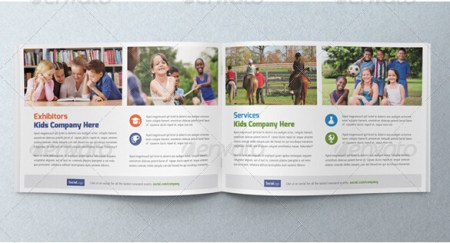 10 Awesome School Brochure Templates   Designs   sb 5