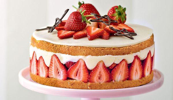 Best Summer Strawberry Cakes Amp Bake Recipes Inc Mary