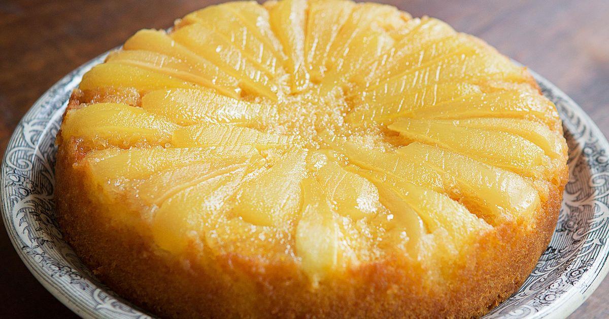 Quick Easy Apple Cake Recipe