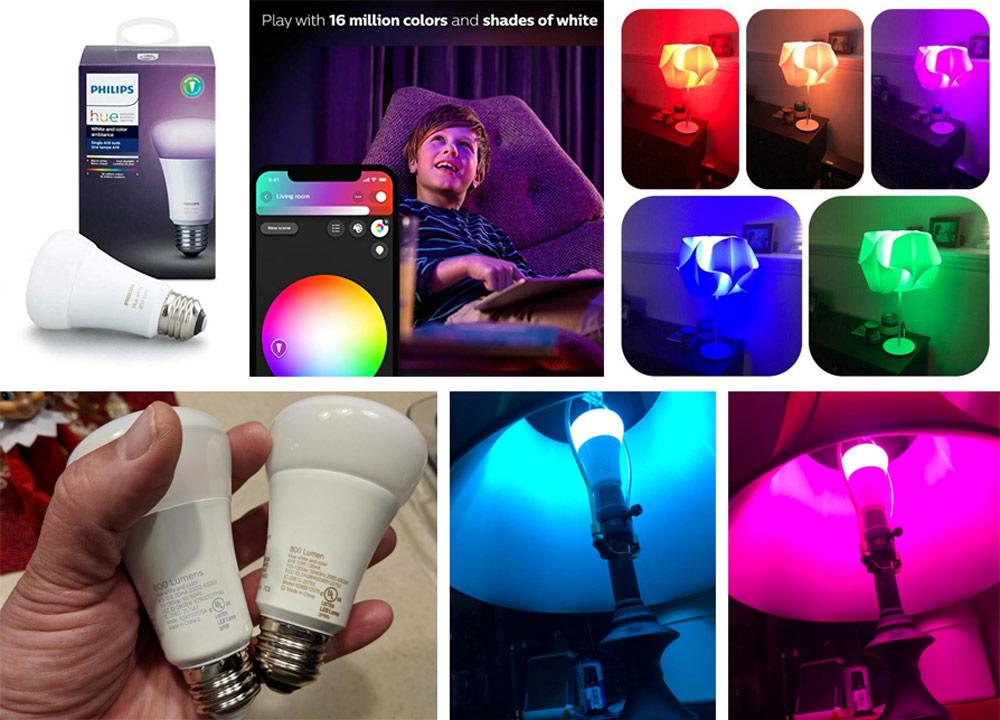 Best Color Led Light Bulbs