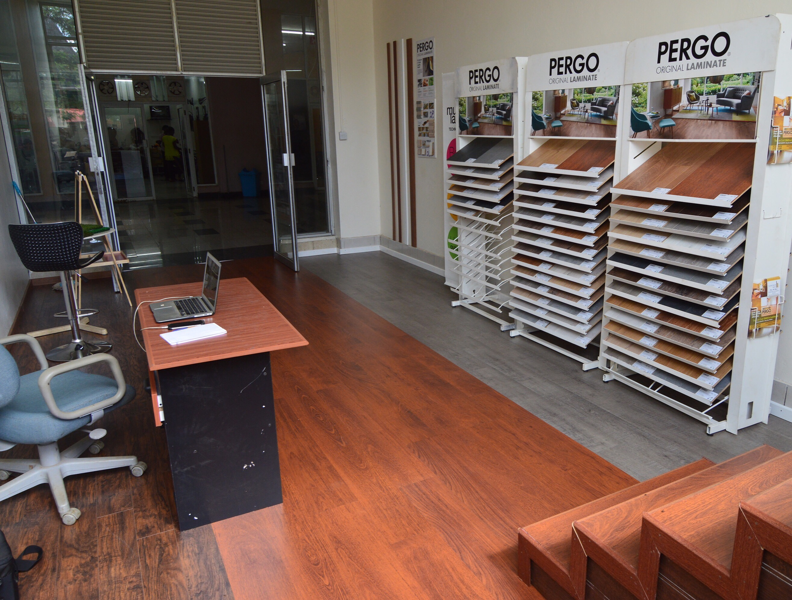Kisumu PERGO® Floor Design Centre