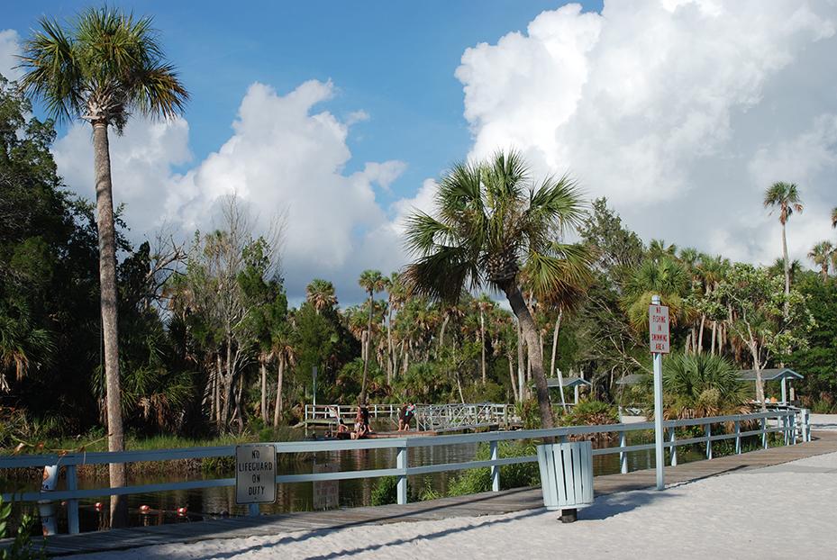 White Beaches Florida