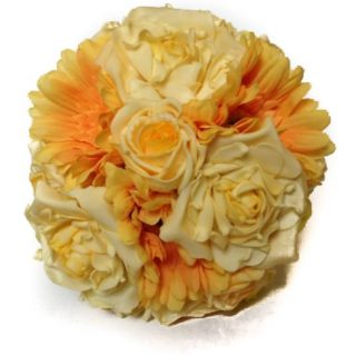 Poppy Artificial Bouquet